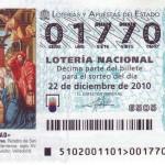 Lotería Navidad 2010