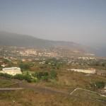 Calima w akcji, czyli piasek zasłania widok
