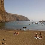 Plaża na Gomerze