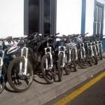 Wycieczka rowerowa we fuencaliente