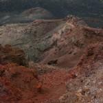Wchodząc na Wulkan Teneguia