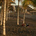 Plaża Puerto Naos