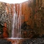Wodospad Kolorów, Caldera de Taburiente