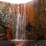Wodospad Kolorów - Cascada de Los Colores
