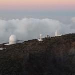 Obserwatoria astrofizyczne, La Palma