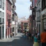 Santa Cruz de La Palma, ulica O'daly