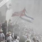 Kubańskie flagi, Los Indianos, Karnawał