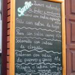 Los menus po hiszpańskus