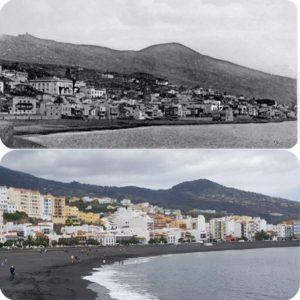 Plaża kiedyś i dziś