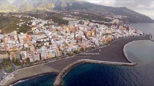 Plaża Santa Cruz de La Palma