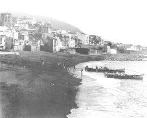 Plaża S/c de La palma 1903 r.
