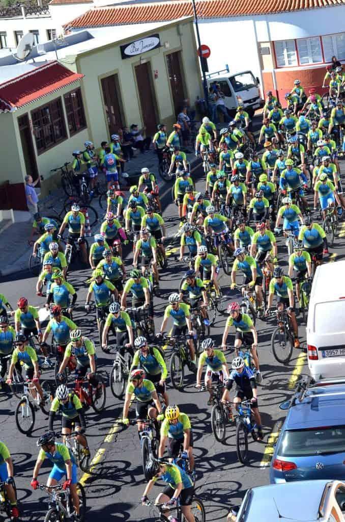La Palma, raj rowerzysty. Fuencaliente. Fot. Karolina Bazydło